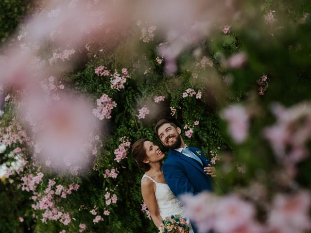 El casamiento de Ana Paula y Christian