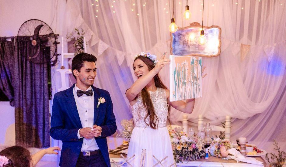 El casamiento de Aarón y Micaela en Mendoza, Mendoza