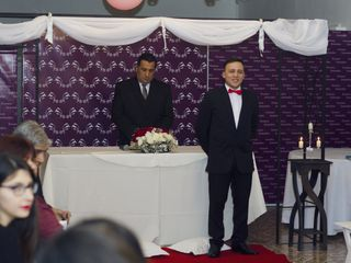 El casamiento de Agustina y Sebastián 3