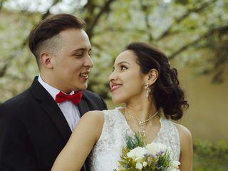 El casamiento de Agustina y Sebastián