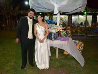 El casamiento de Jessica y Rodolfo