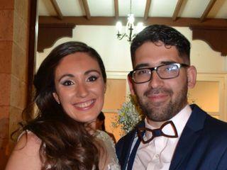 El casamiento de Andrea y Manuel