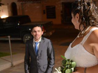 El casamiento de Gise y Mauro 2