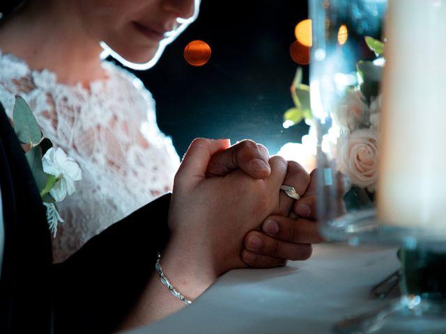 El casamiento de Maxi y Julieta