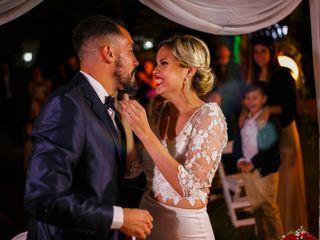El casamiento de Lumila y Alejandro