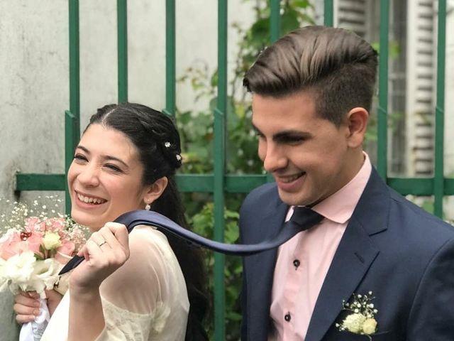 El casamiento de Nicole y Emmanuel
