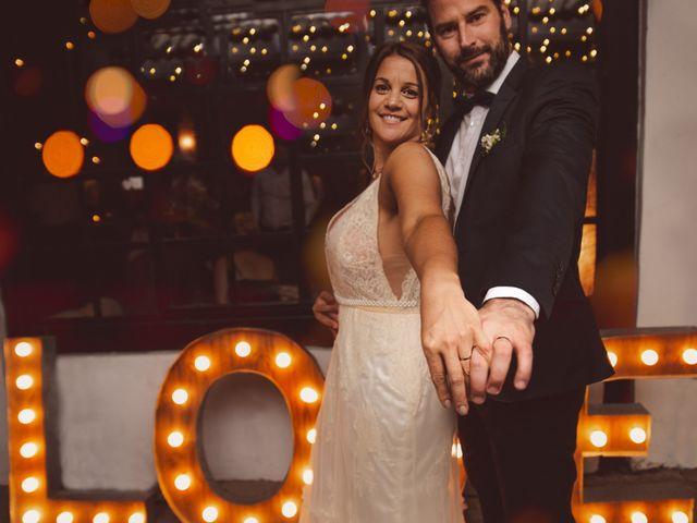 El casamiento de Luciana y Santiago