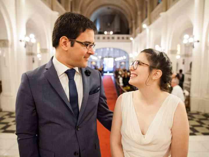 El casamiento de Belén y Cristian