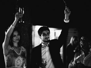 El casamiento de ISa y Fran