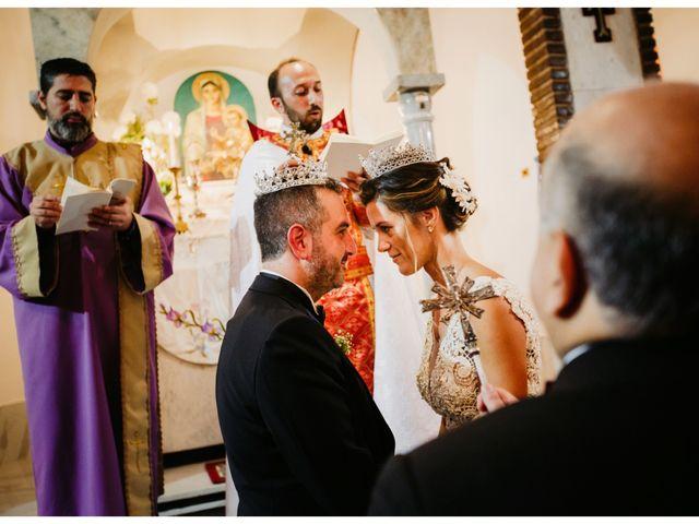 El casamiento de Marce y Diego