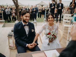El casamiento de Sofi y Mati
