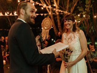El casamiento de Lucía y Alejandro