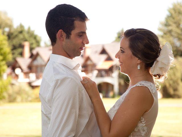 El casamiento de Mariela y Maxi