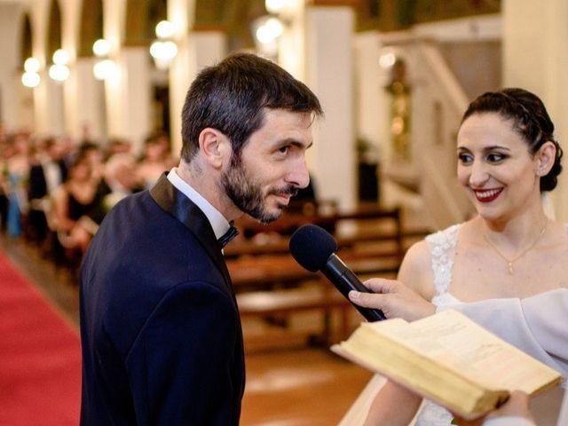 El casamiento de Vanesa y Ariel