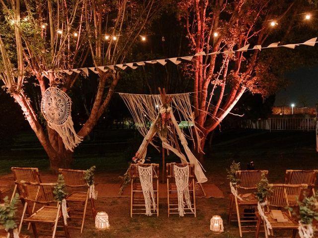 El casamiento de Alejandro y Lucía en Olivos, Buenos Aires 1