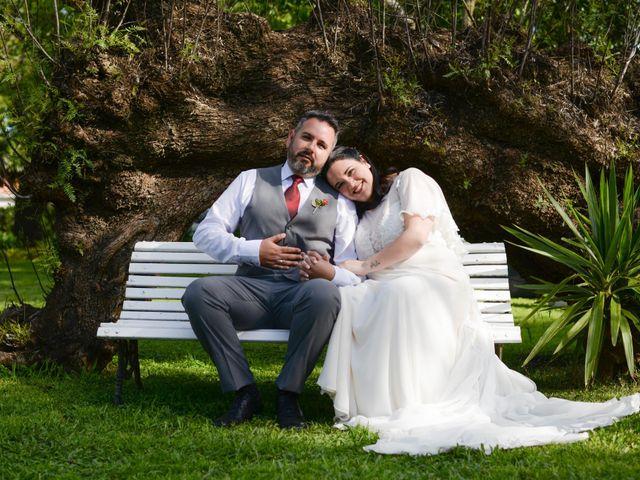 El casamiento de Yasmin y Agustín