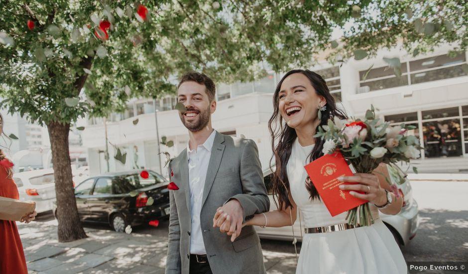 El casamiento de Andrea y Ariel