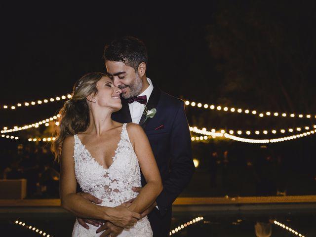 El casamiento de Cecilia y Manuel