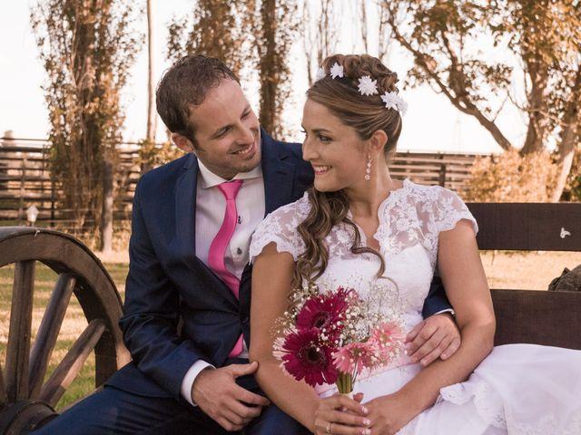 El casamiento de Lorena y Mauricio