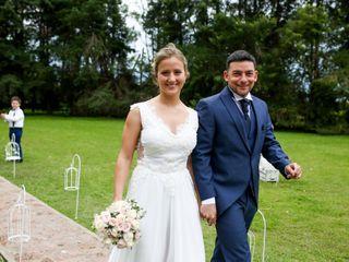 El casamiento de Meli y Dani