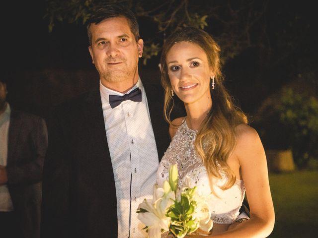 El casamiento de Belu y Marce
