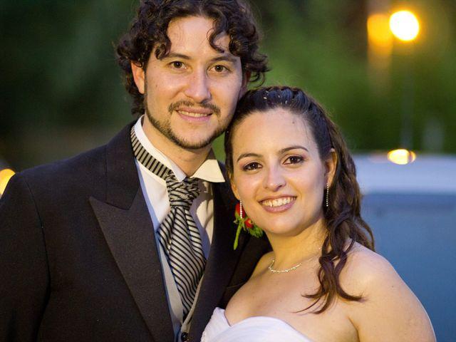 El casamiento de Pamela y Ezequiel