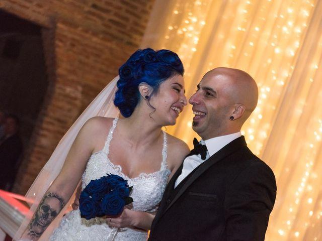 El casamiento de Tamara  y Matías