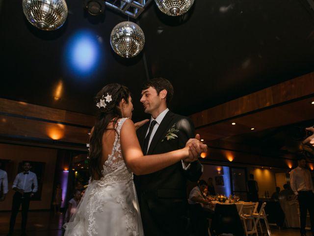 El casamiento de Sofía y Mati