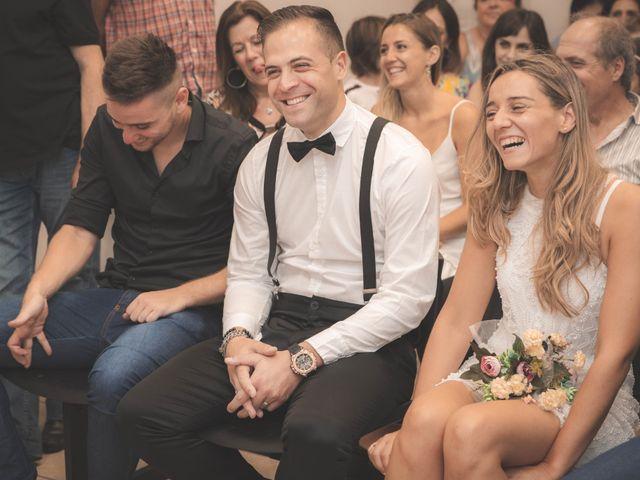 El casamiento de Juan y Estefania en Olivos, Buenos Aires 3