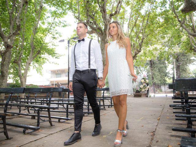 El casamiento de Juan y Estefania en Olivos, Buenos Aires 19