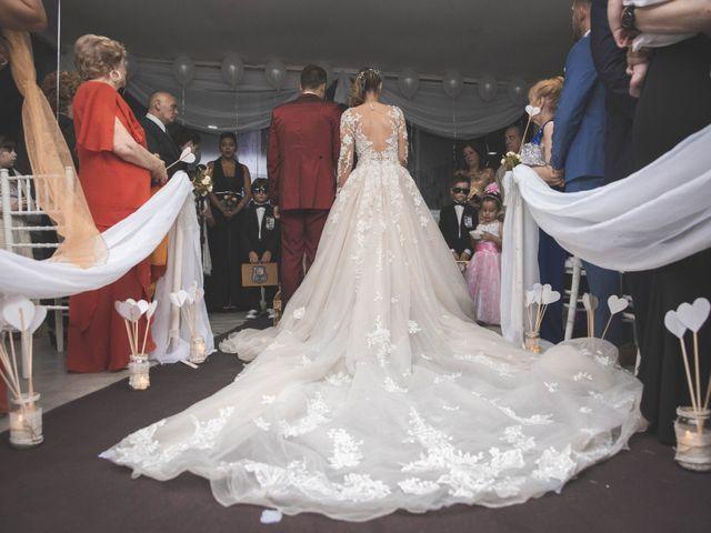 El casamiento de Juan y Estefania en Olivos, Buenos Aires 27
