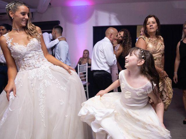 El casamiento de Juan y Estefania en Olivos, Buenos Aires 37