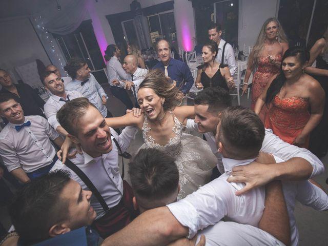 El casamiento de Juan y Estefania en Olivos, Buenos Aires 40