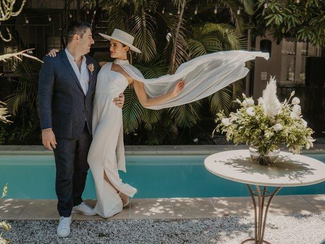 El casamiento de Priscila y Manuel