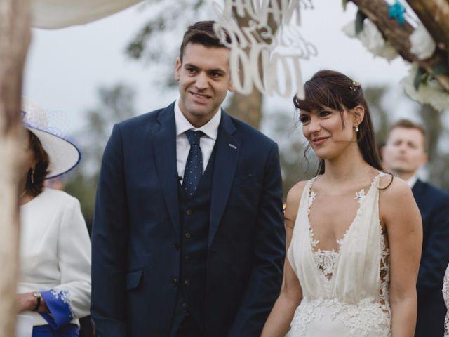 El casamiento de Mariana y Benn