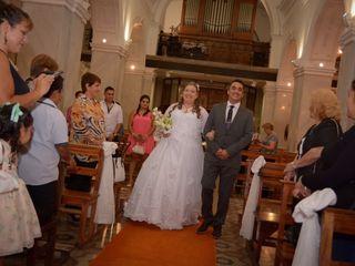 El casamiento de Sandy y Juan 1