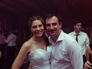 El casamiento de Sabrina y Nicoals