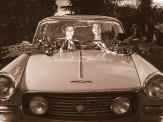 El casamiento de Alejandra y Juan