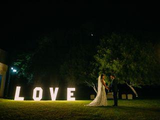 El casamiento de Tere y Bassel