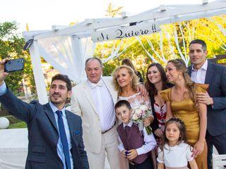 El casamiento de Silvia y Enrique