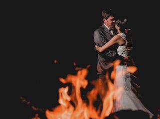 El casamiento de Luz y Juan