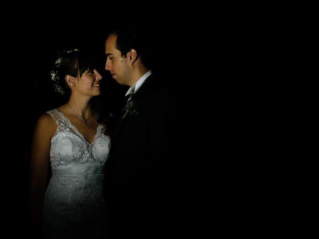 El casamiento de Rosario y Rafael