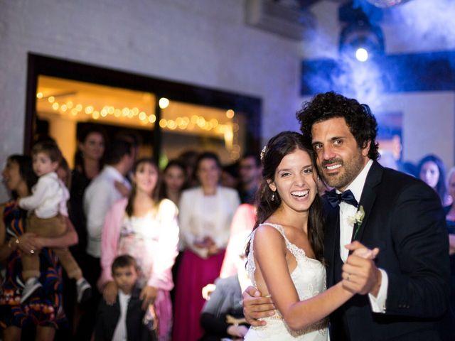 El casamiento de Florencia y Juan Manuel