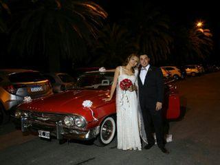 El casamiento de Mabel  y Lucas