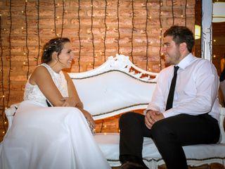 El casamiento de Fran y Meli