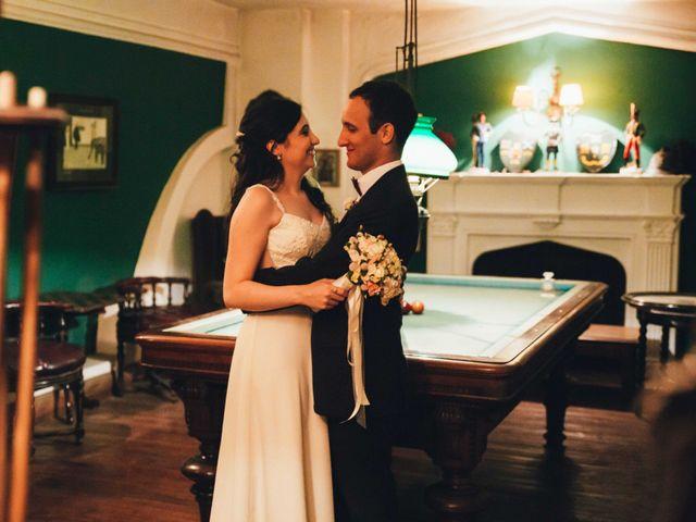 El casamiento de Julieta y Agustín