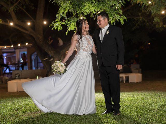 El casamiento de Daiana y Roberto