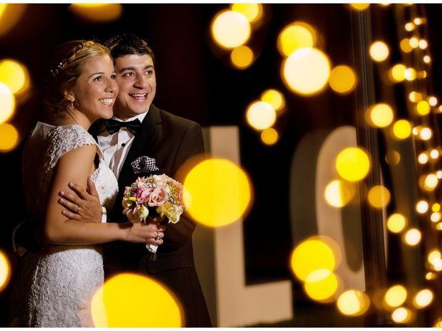 El casamiento de Mariana y Juan