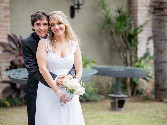 El casamiento de Eugenia y Carlos