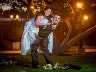 El casamiento de Carla y Gonzalo